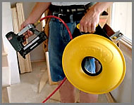 Cordpro XL being used on air hose